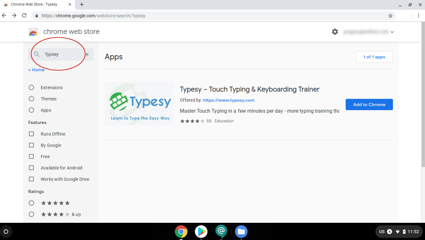 Typesy | Touch Typing & Keyboarding Software & App