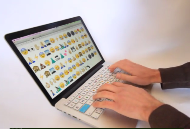 Love Typing Emoji Instead of Words? You Will Surely Adore This New Idea.