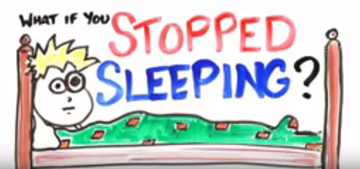 Too Much Sleep? Not Enough Sleep? This 3-Minute Video Answers Important Health Questions